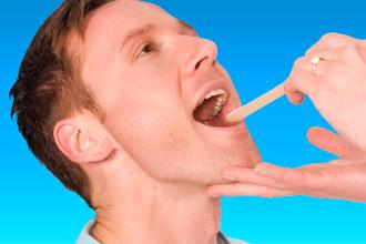 Чем смягчить горло при фарингите