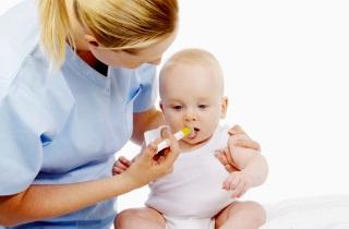 Что давать ребенку при сухом кашле