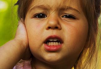 Пупырышки в горле у ребенка