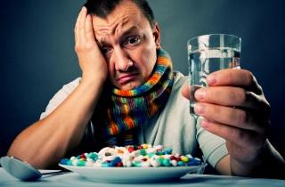 Как остановить сопли ручьем у взрослого