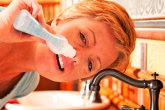Чем лечить затяжной насморк у взрослых