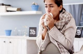 Заложенность носа у беременных