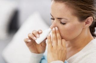 Чем лечить заложенность носа у беременных