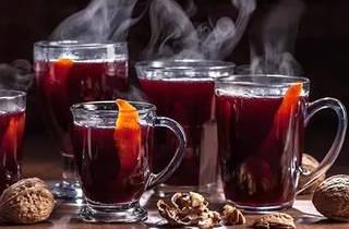 Лечение простуды красным вином